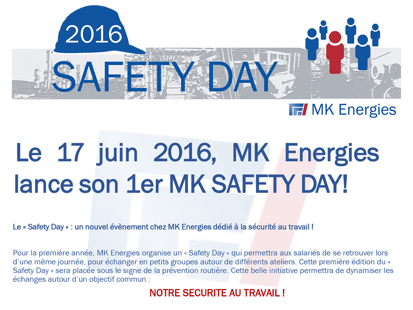 SafetyDay 2016 trailer